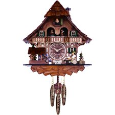 Musical Forest Cuckoo Wall Clock