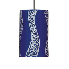 Mosaic 1 Light Mini Pendant