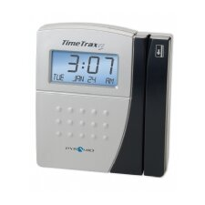 TTEZ Automated Swipe Card Time Clock System (Ethernet)