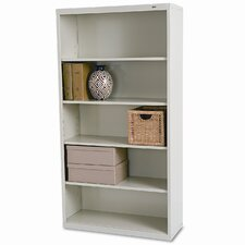 "Tennsco 68"" Standard Bookcase"