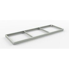 Z Line Heavy Duty 4 Shelf Shelving Panel