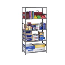 Standard 5 Shelf Shelving Unit Starter