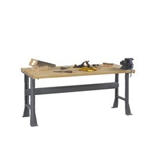 Maple Laminate Top Workbench