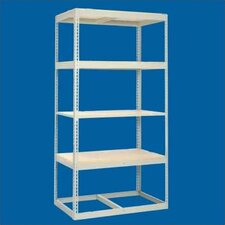 Z Line Low Profile 4 Shelf Shelving Unit Add-On