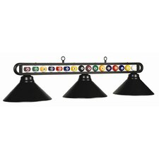 3 Light Billiard Ball Light