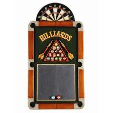 Billiards Dartboard Cabinet