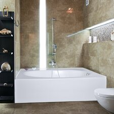 "Builder Kona 60"" x 42"" Bathtub"