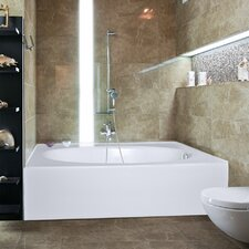 "Builder Kona 60"" x 36"" Whirlpool Bathtub"