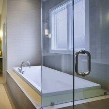 "Designer 66"" x 36"" Versailles Soaking Bathtub"