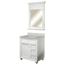 """Cottage Retreat 31"""" Single Bathroom Vanity Set"""