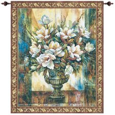 Sweet Magnolias Tapestry