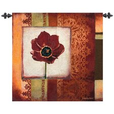 Mediterranean Floral Tapestry