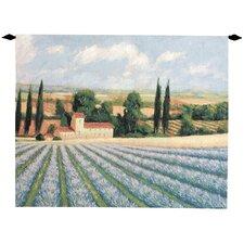 Lavender Skies Tapestry
