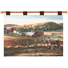 Harvest Time Tapestry
