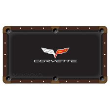 Corvette - C6 Pool Table Cloth