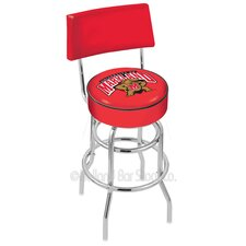"NCAA 30"" Swivel Bar Stool with Cushion"