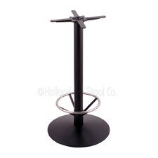 """34"""" Table Base with Footring"""