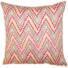 Trend Spotter Cotton Throw Pillow