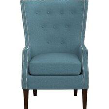 Melanie High Back Arm Chair