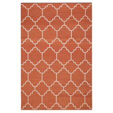 Serpentine Saffron Area Rug