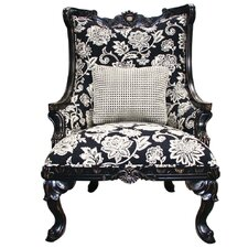Wooden Framed Arm Chair