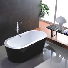 "67.7"" x 32"" Soaking Bathtub"