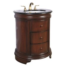 "Hatherleigh 28"" Single Chest Bathroom Vanity Set"