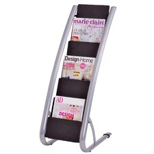 6 Pocket Floor Display Rack
