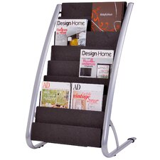 8 Pocket Floor Display Rack