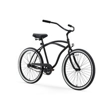 "Men's Around the Block 26"" Single Speed Beach Cruiser Bicycle"
