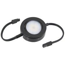 LED Under Cabinet 3 Puck Light Kit