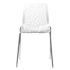 Contemporary Dakota Side Chair (Set of 2)