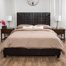 Morris Upholstered Panel Bed