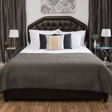 Erica Upholstered Panel Bed