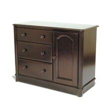 Veneto 3-Drawer Cupboard