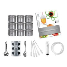 Deluxe Edition 21-Piece Cookware Set
