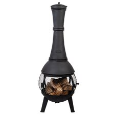 Stove Pipe Terrace Heater
