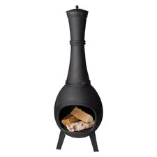 Stove Pipe Cast Iron Wood Chiminea
