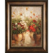 Large Framed Painting Print