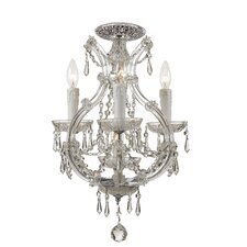 Maria Theresa 4 Light Semi Flush Mount