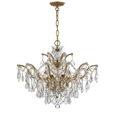 Filmore 6 Light Crystal Chandelier