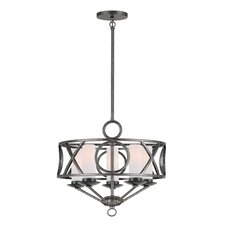 Odette 5 Light Mini Chandelier