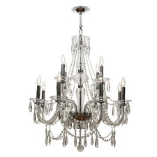 Barrymore 12 Light Candle Chandelier