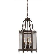 Windsor 9 Light Hanging Lantern Foyer Pendant