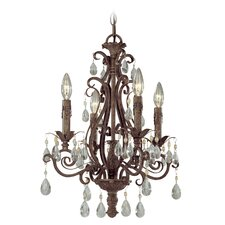 Englewood 4 Light Chandelier
