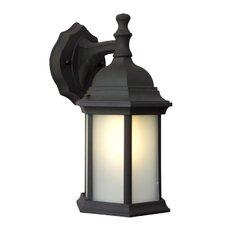 Hex Style 1 Light Wall Lantern