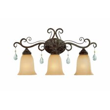 Englewood 3 Light Bath Vanity Light