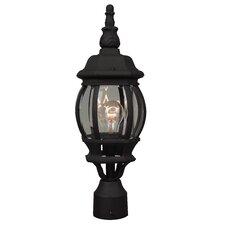 French Style 1 Light Post Lantern