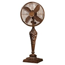 "Cantalonia 12"" Oscillating Table Fan"