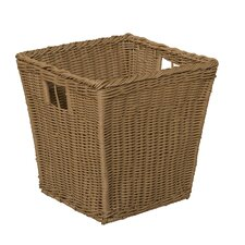 Wicker Basket in Brown